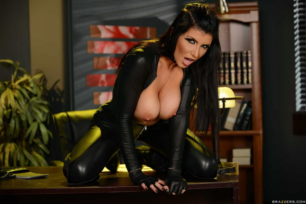 Romi Rain, Justice League XXX: An Axel Braun Parody, Axel Braun/Wicked