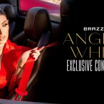 BRAZZERS signs Angela White to an exclusive performer contract